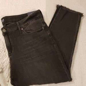 Gap Curvy True Skinny Ankle Jeans